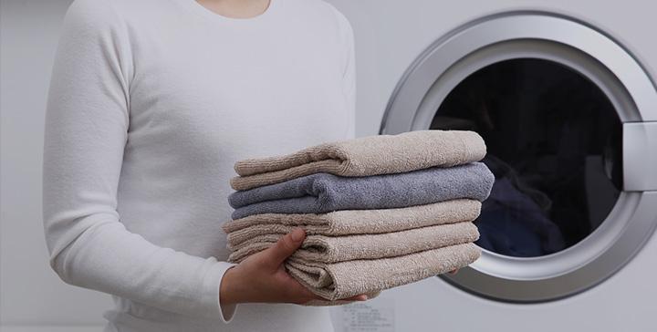 깨끗하게 클린 세탁 일자리
